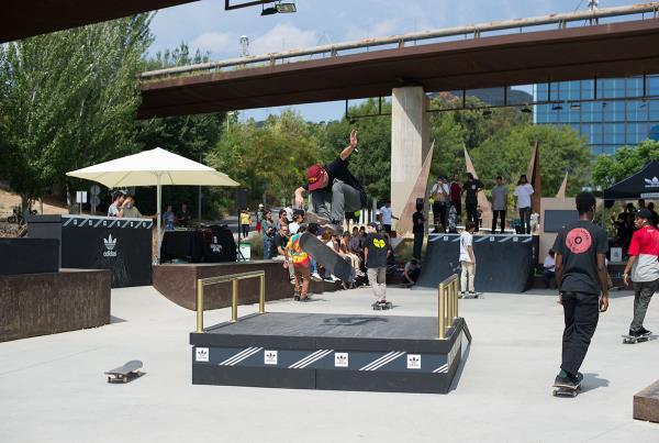 360 Flip at adidas Skate Copa Barcelona 2015