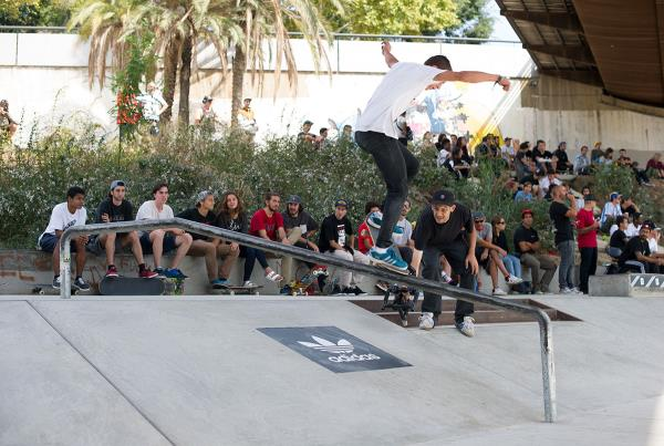 Crooks at adidas Skate Copa Barcelona 2015