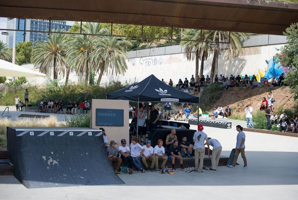 Shade at adidas Skate Copa Barcelona 2015