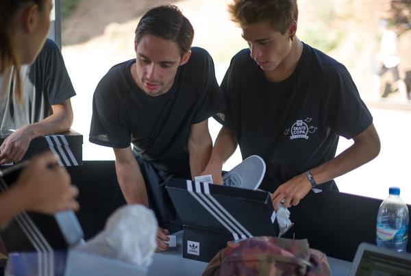 Promo Cleanup at adidas Skate Copa Barcelona 2015