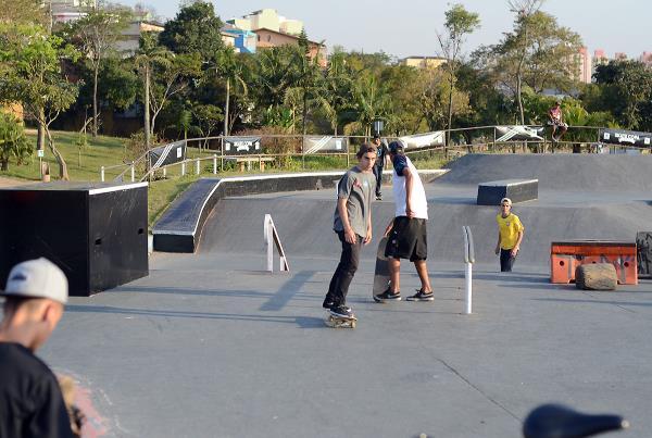 Parque Ana Maria at adidas Skate Copa at Sao Paulo