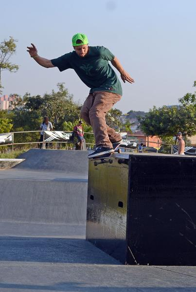 Big Pop at adidas Skate Copa at Sao Paulo