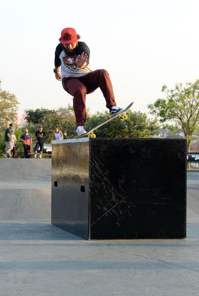 Bluntslide at adidas Skate Copa at Sao Paulo