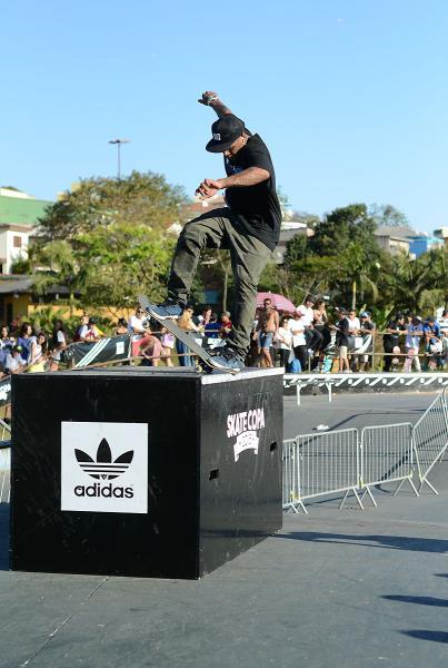 Noseblunt at adidas Skate Copa at Sao Paulo