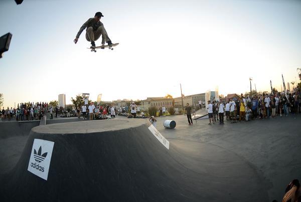 Volcano at adidas Skate Copa at Sao Paulo