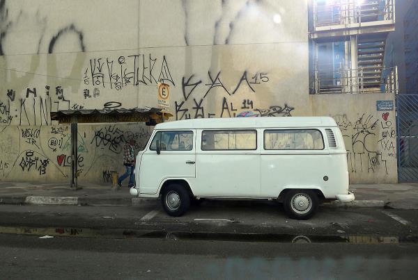 Graffiti at adidas Skate Copa at Sao Paulo