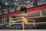 Tyson Bowerbank, frontside flip.