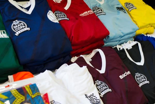 Custom Jerseys at adidas Skate Copa Global Finals 2015