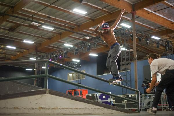 Six Pack Attack at adidas Skate Copa Global Finals 2015