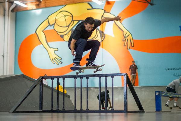Regular Snaps at adidas Skate Copa Global Finals 2015