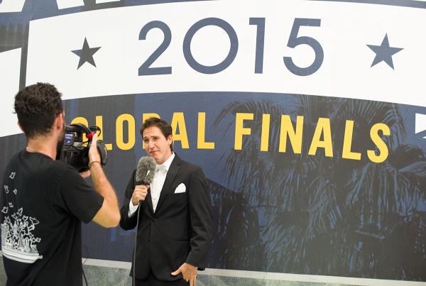 Interviews at adidas Skate Copa Global Finals 2015