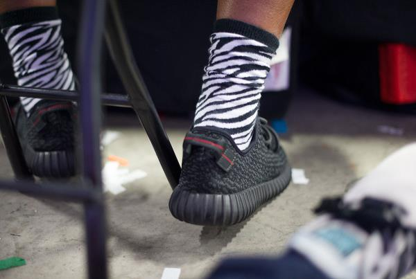 Yeezy Boosts at adidas Skate Copa Global Finals 2015