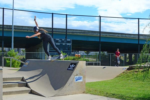 Ripping at Grind for Life Knoxville