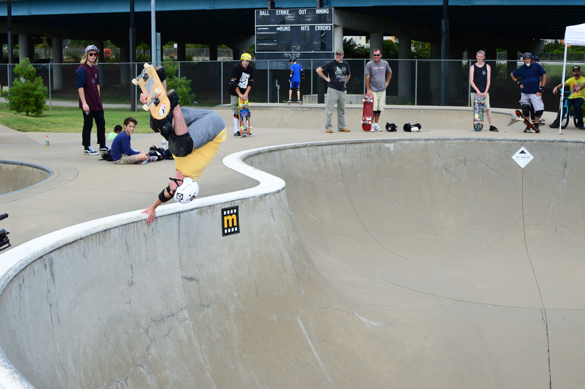 Invert at Grind for Life Knoxville