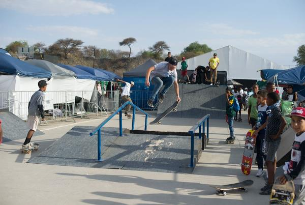 Pop Shuv Tailgrab at Kimberley Diamond Cup 2015