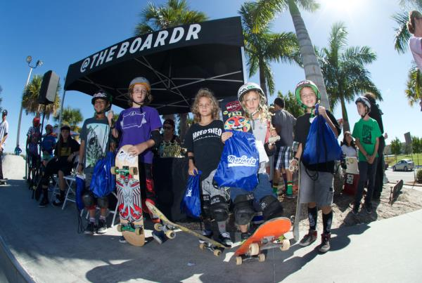 Street 9 and Under at Grind for Life at Bradenton 2015
