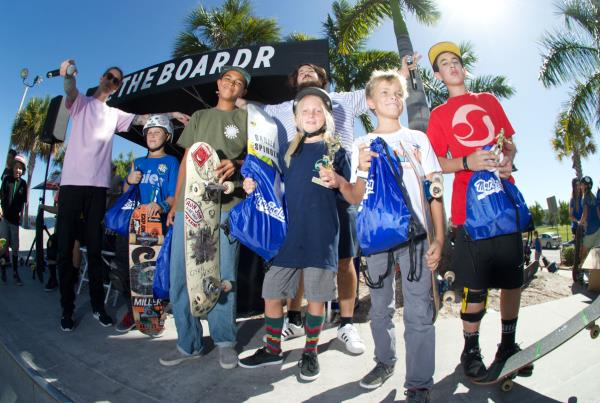 Street 10 to 12 at Grind for Life at Bradenton 2015
