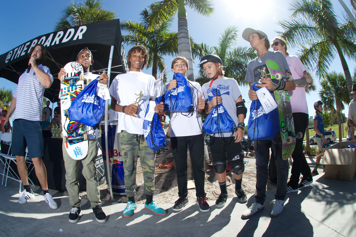 Street 13 to 15 at Grind for Life at Bradenton 2015