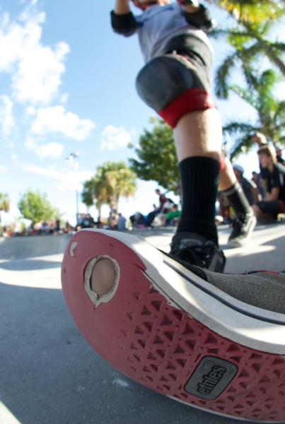 Holy Shoes at Grind for Life at Bradenton 2015