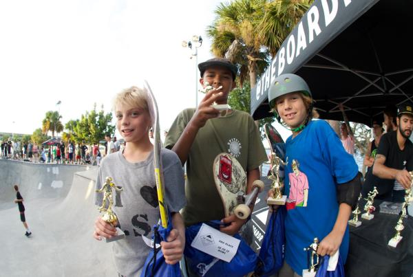 Bowl 10 to 12 and Under at Grind for Life at Bradenton 2015