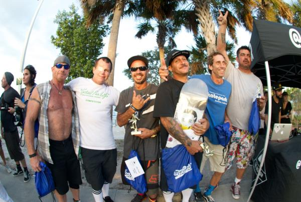 Bowl Masters at Grind for Life at Bradenton 2015