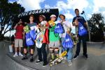 Adam Tyler, Keenan Lewis, and Jake Yanko took home the top 3 spots for the Street 13 to 15 Division.