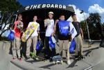 Jake Ilardi, AJ Dall, and Alex Sandino took home the top 3 spots for the Street Sponsored Division.