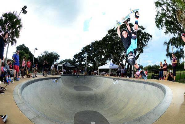 Boneless at Grind for Life Brandon