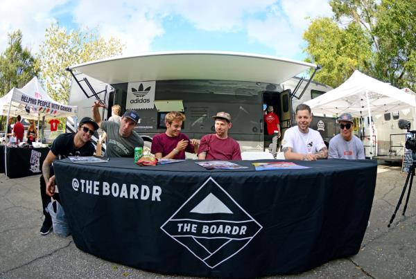 Vert Crew at the Grind for Life 2015 Annual Awards