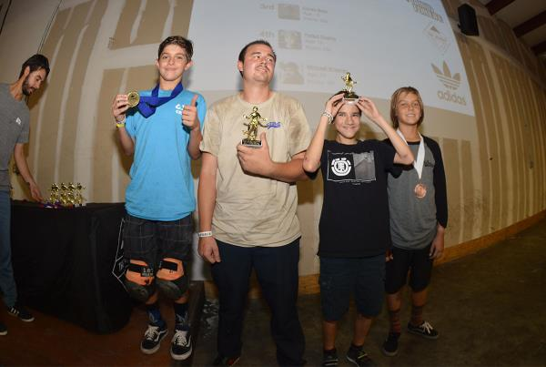 Awards 10 at the Grind for Life 2015 Annual Awards