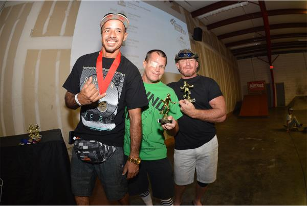 Awards 11 at the Grind for Life 2015 Annual Awards