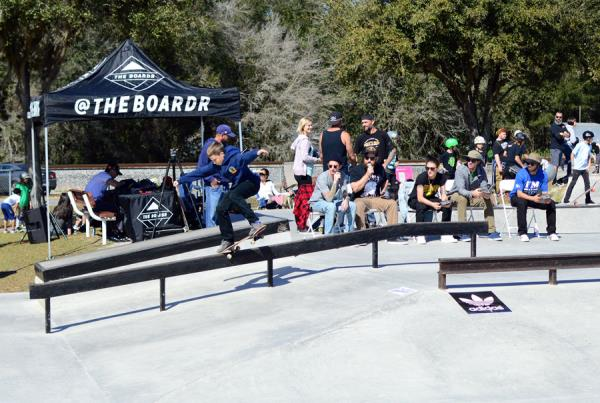 Grind for Life at Zephyrhills - Crooked