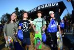 Connor Lerian, Reef Orlando, and Jordan Santana took home the top 3 spots in the Bowl 10 to 12 Division.