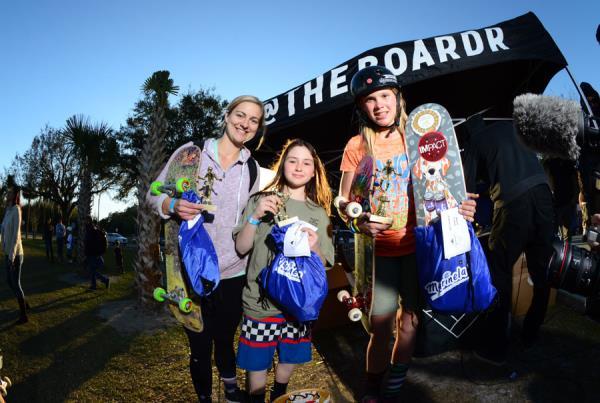Grind for Life at Zephyrhills - Bowl Girls
