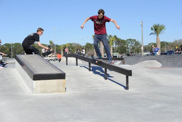 Feeble at Grind for Life Zephyrhills