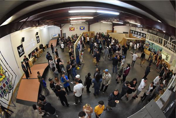 Gonz Storage Space Crowd