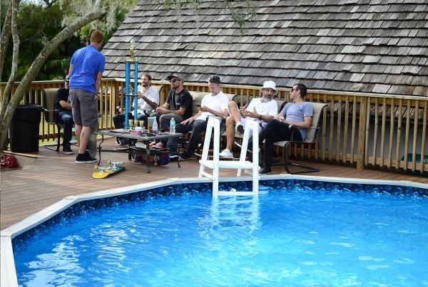 Tampa Bro 2016 Poolside