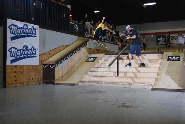 Grind for Life Fort Lauderdale Heelflip