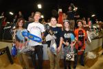 Andre Gutierrez, Landon Swan, and Tyler Wolford took home the top three spots for Street 16 to 29.