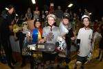 Brandon Delgado, Nash Barfield, and Noah Nagaro took home the top three spots for the Bowl 9 and Under.