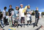 Jake Yanko, Sebastian Tucci, and Corey Bolo took home the top three spots in the 13 to 15 Division.