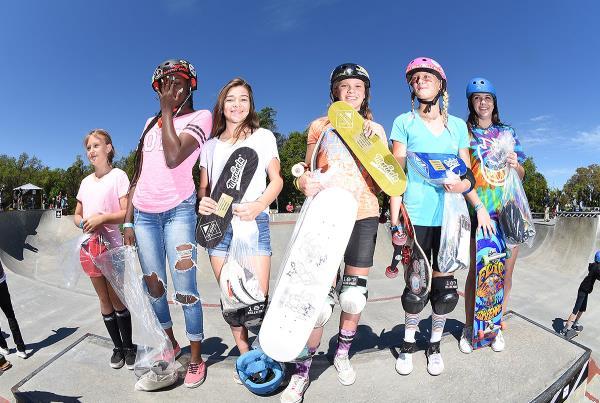 GFL at New Smyrna - Street Girls