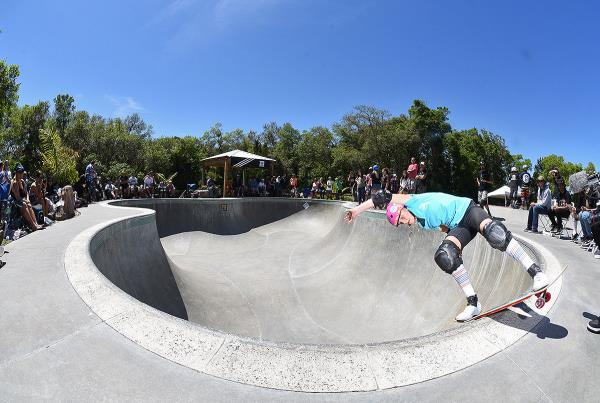 GFL at New Smyrna - Boardslide