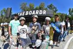 Connor Lerian, Corey Bolo, and Felipe Duarte took home the top three spots in the Bowl Intermediate Division.