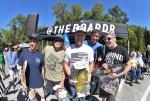 Bob Harkness, Tab Textor, and Dan Booger Brown took home the top three spots in the Bowl Grand Masters Division.