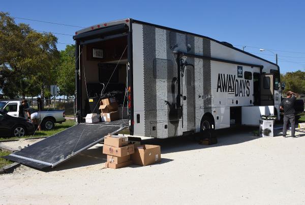 GFL at New Smyrna - Boardr Bus Out
