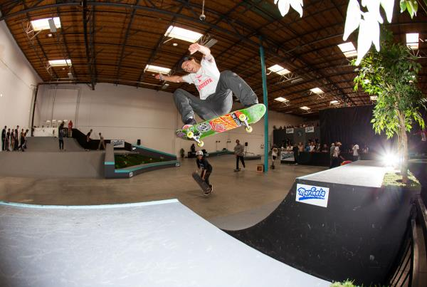 The Boardr Am at Vista - Ollie Switch 5-0