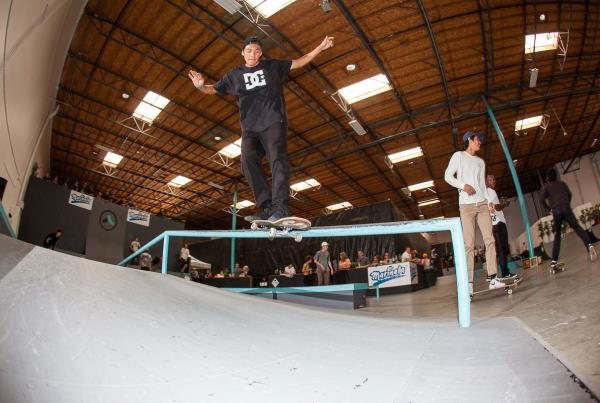 The Boardr Am at Vista - Back Smith