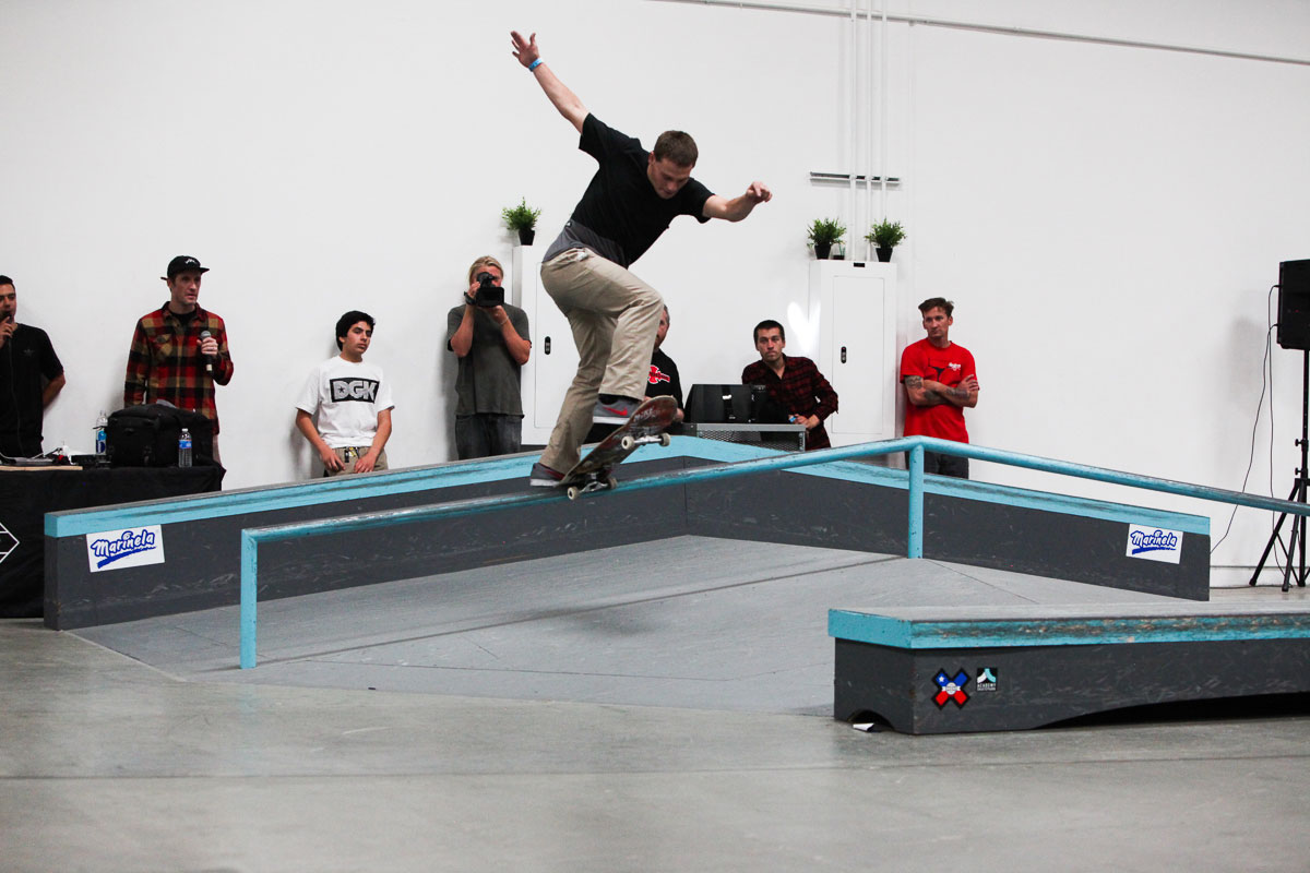The Boardr Am at Vista - FS Bluntslide