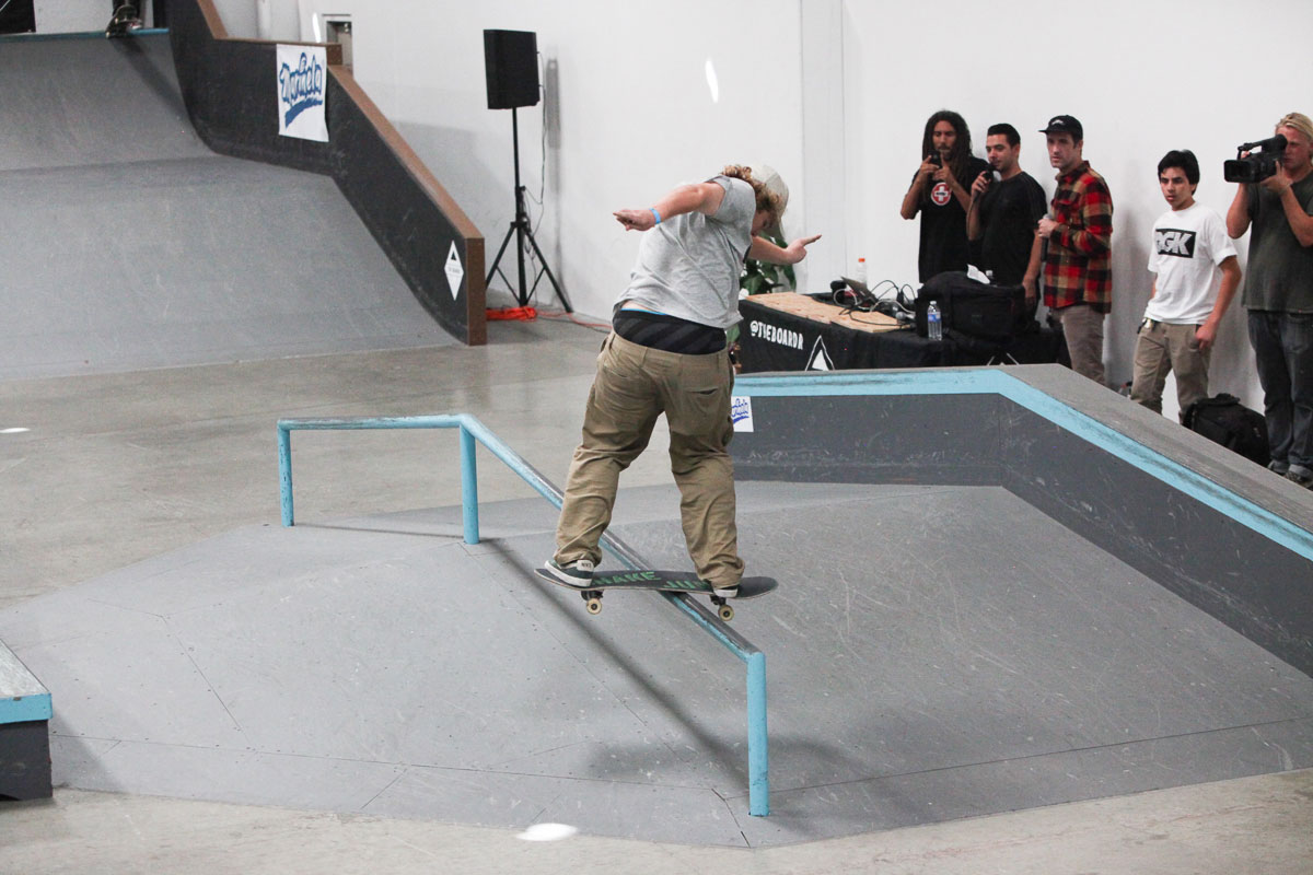 The Boardr Am at Vista - Switch Back Lip